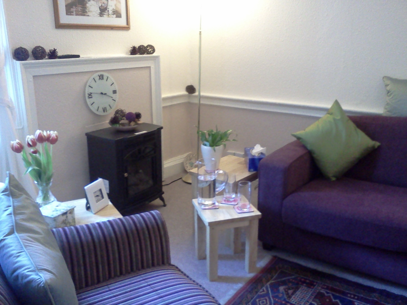 York Place Counselling Room